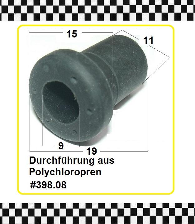 37A 10x Knickschutz Kabel Kabeltülle Kabeleinführung Tülle Gummitülle